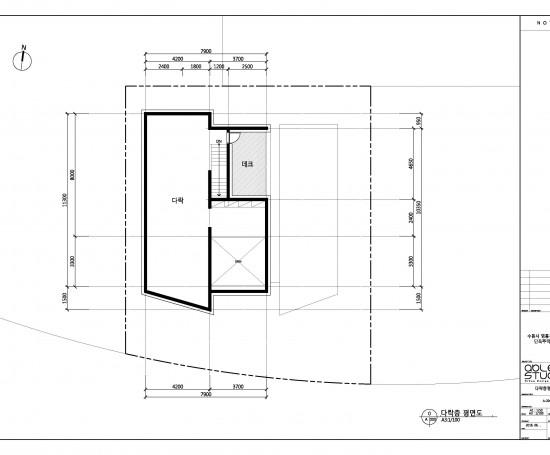 이의동 단독주택 신축계획안