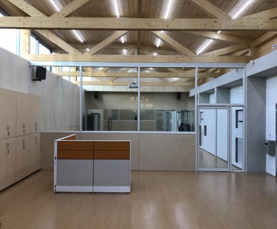 북부권 건강생활지원센터 신축공사 건축설계공모