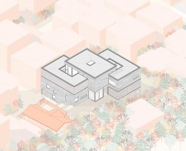 통일문화센터 건립 설계공모_Parallax Symmetry