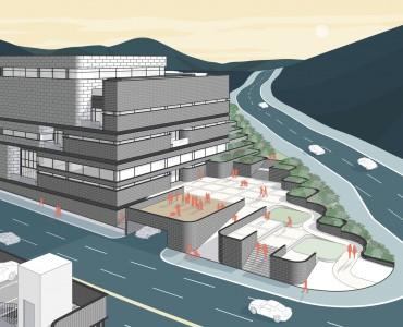 한밭도서관 내 복합문화체육센터 건립 설계공모